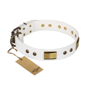 犬訓練用の反射的なナイロン製ハーネス(ハンドル付き)